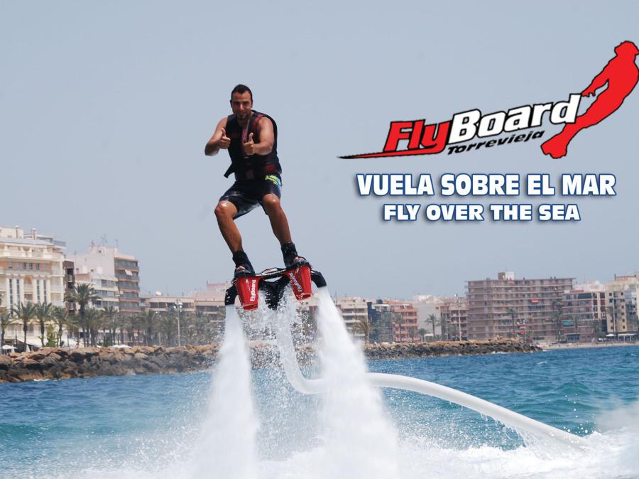 Flyboard Torrevieja