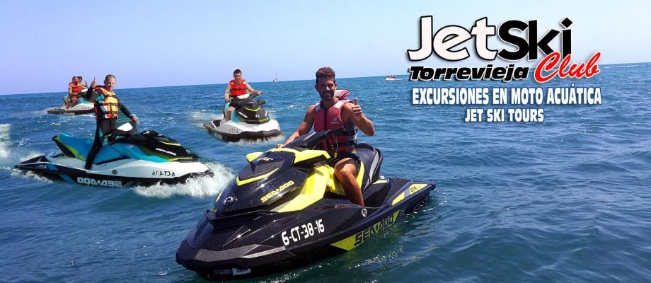 Alquiler motos de Agua Alicante
